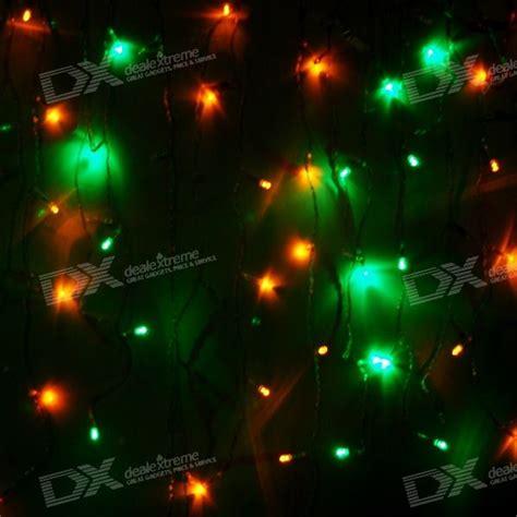 3 meter 120 led multi color christmas ornamental string