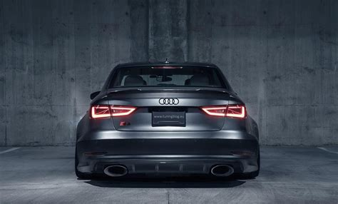 Audi A3 Limousine Tuning by Widebody Audi A5 Coupe A3 Limousine S3 Sportback
