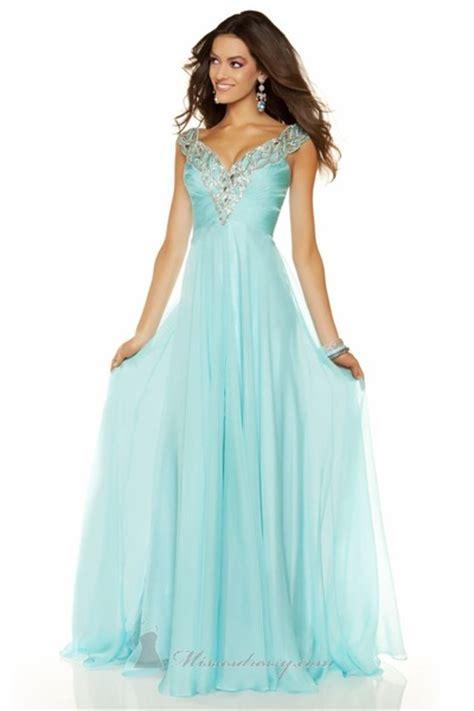 Dress Aquamarine aquamarine chiffon sequins mac duggal dresses quot aquamarine