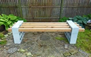 Simple Garden Bench Plans Simple Outdoor Bench Diy Download Wood Plans