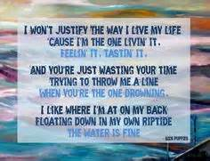 sick puppies riptide lyrics one thing about when it hits you you feel no on pi
