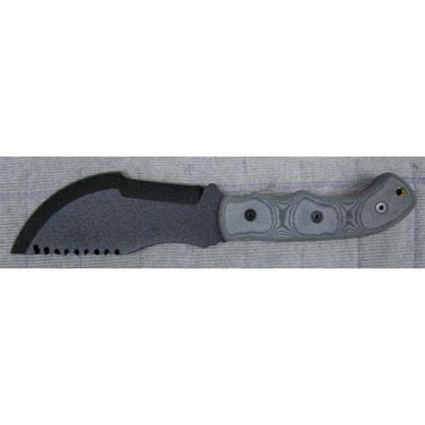 tom brown survival knife couteau tops knives tracker tpt010 tops tom brown
