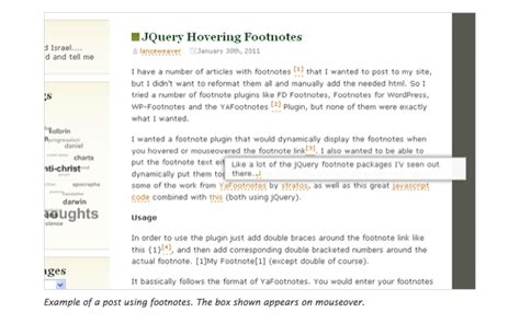 how to write a website in a paper citing sources how to use footnotes in