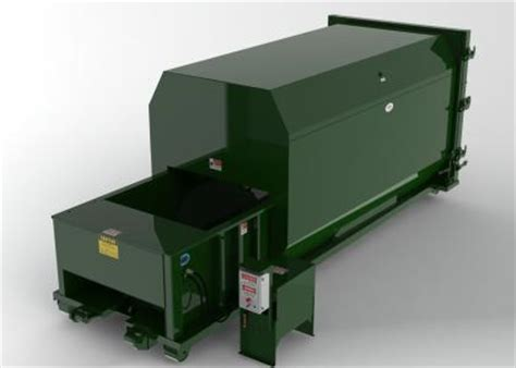 trash compacted residential commercial trash compactors inc 30 yard compactor bates trucking trash removal inc