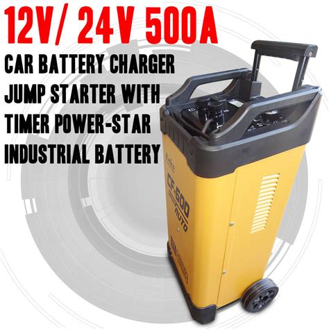 jump boat battery with car 12v 24v 500a car battery charger jump starter atv boat