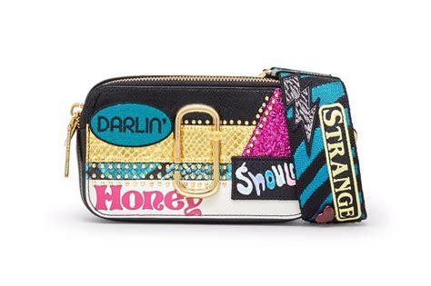 Snapshot Bag Black White Editions Y1810 handbag collaboration marc x kaia gerber snapshot bag