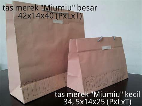 Bahan Kancing Gepeng Uk 36 Plastik paper plastik paper bag