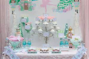 Christmas Party Desserts Ideas - sugar plum fairy nutcracker party evite