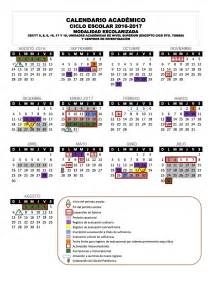 calendario escolar ujat 2016 2017 calendario escolar 2016 2017 p 225 gina personal en escom