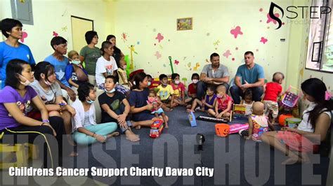 my home is in the house of cancer books house of davao city philippines care for children