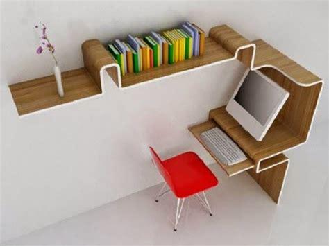 desain meja belajar unik kreasi ruang belajar  unik