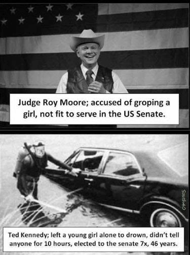 Roy Moore Memes - never yet melted