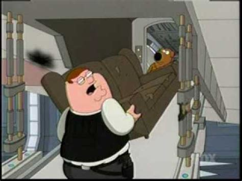 family guy couch star wars family guy presents blue harvest save the couch clip