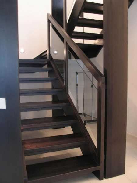 Wood Glass Stairs Design 33 Glass Staircase Design Ideas Bringing Contemporary Flare Into Modern Homes