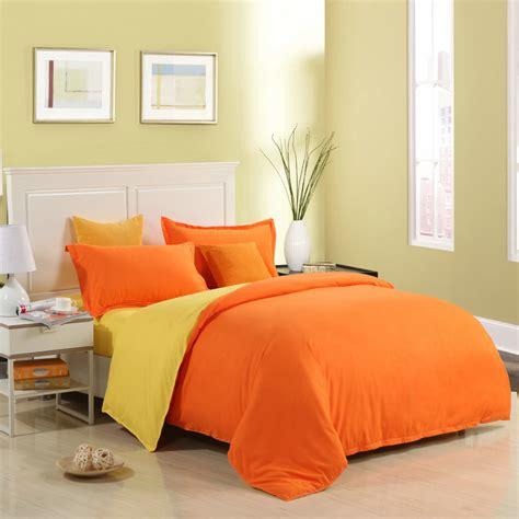 Solid Orange Quilt by Popular Solid Orange Quilt Buy Cheap Solid Orange Quilt