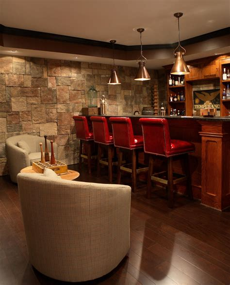 basement bar sofa cave ideas for your ultimate home redecoration