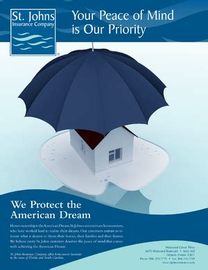 St. Johns Insurance Company ads in Insurance Journal