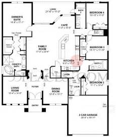 House Plans In Florida aruba floorplan 2597 sq ft tampa bay golf and