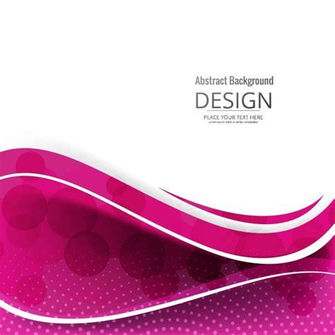 wallpaper vector design free download wavy abstract background design vector free download