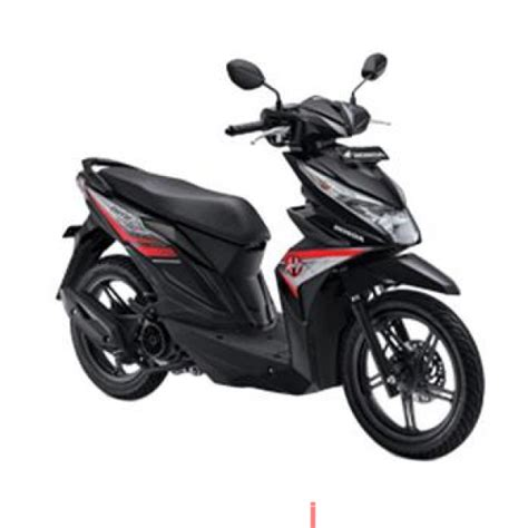 Honda Beat Sporty honda new beat sporty esp cw 2017 otr bekasi new