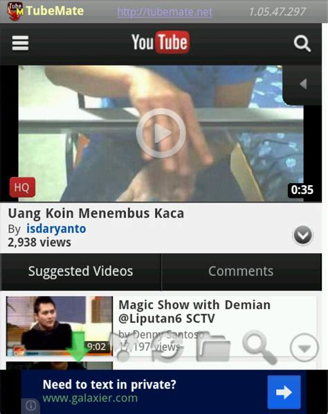 cara download mp3 dari youtube pakai android tubemate youtube downloader gt gt cara download video youtube