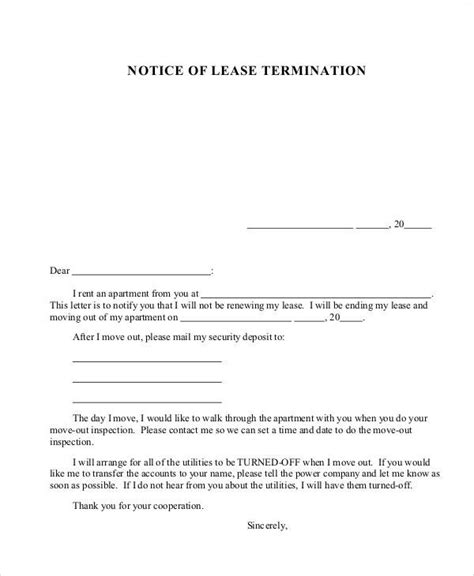 pass cancellation letter format agreement letter exles