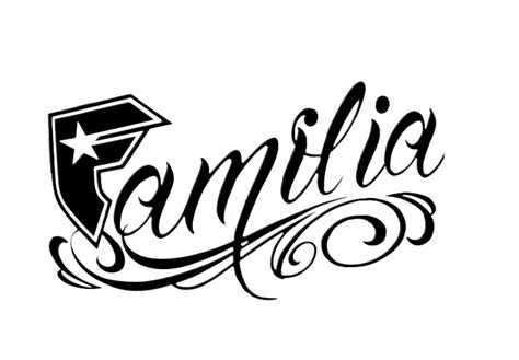 famous family tattoo designs go back gt gallery for gt familia logo images frompo