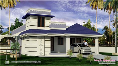 New Single Floor House Plans 1700 Sq Feet One Floor For South Indian Home Kerala Home