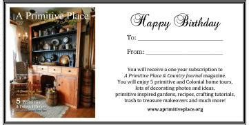 printable gift certificate magazine subscription giftsubscriptions