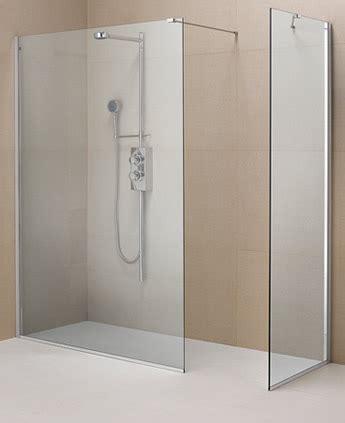 parete fissa doccia parete doccia divisoria in cristallo
