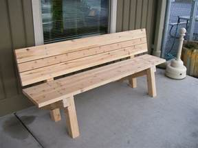 bench plan handymanwire garden benches built