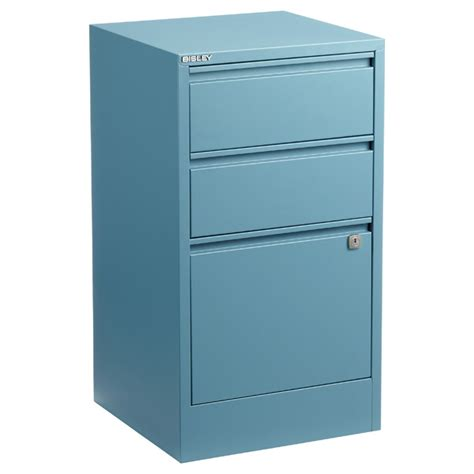 Bisley Blue 2 3 Locking Filing Cabinets The