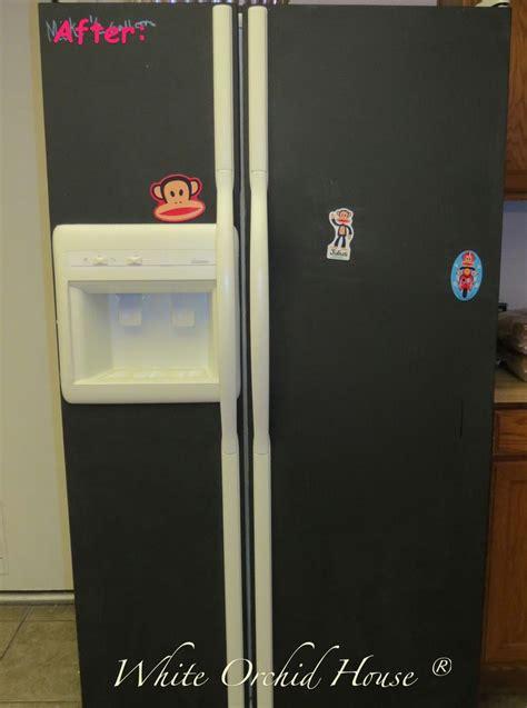 chalkboard paint cheap 25 best ideas about chalkboard paint refrigerator on