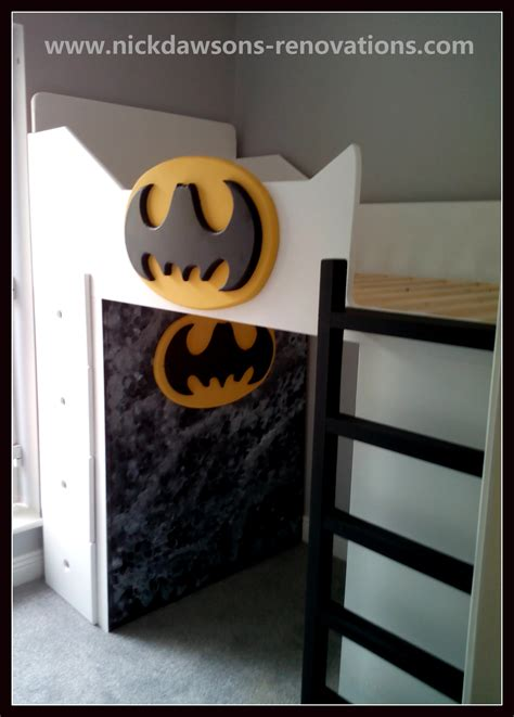 Batman Bunk Bed Batman Bed Bedtime Bedz Batman Bed On Batman Bunk Beds