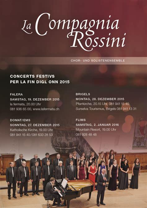 lade rossini la compagnia rossini concerts festivs maggi papeteria