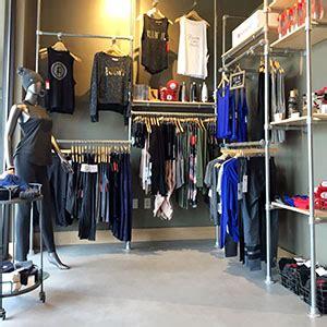 kee klamp clothes rail   shop simplified building