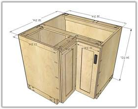 standard kitchen sink base cabinet width moniezja corner