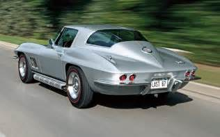 1967 chevrolet corvette sting rear side view photo 8