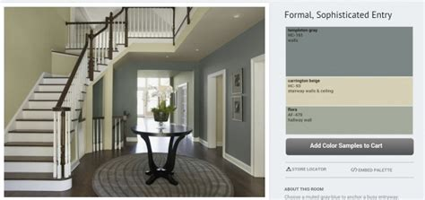 Quietude Sherwin Williams how not to choose paint colours but everybody does it
