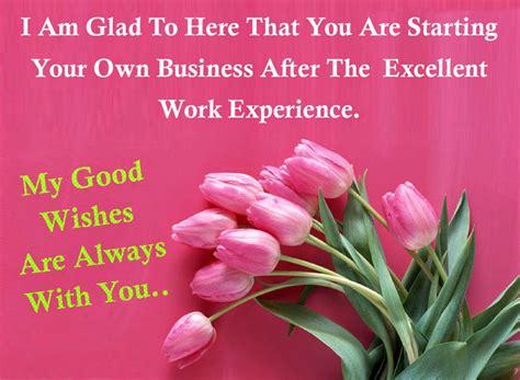 good luck messages for new business entrepreneurs
