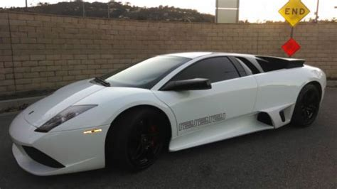 auto air conditioning repair 2008 lamborghini murcielago auto manual find used lamborghini murcielago lp640 versace style white e gear new rims and tires oem in