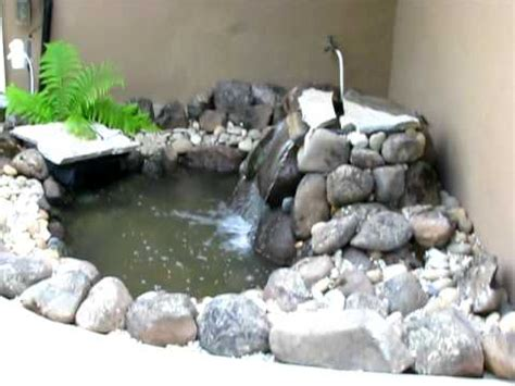 Aquascape Micropond Kit by Pond Waterfall Aquascape Micropond Kit