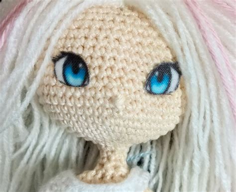 amigurumi eyes amigurumi anime on cotton by shia amigurumi on deviantart