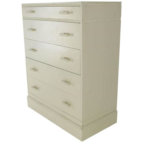 white tall chest of drawers sale kittinger white painted tall 5 drawers chest dresser for
