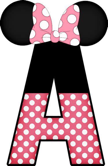 Mimi In Letters by Mickey E Minnie Si Ratinha Feliz Alpha 1 Png Minus