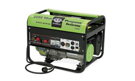 best portable propane generator 500 summer 2015