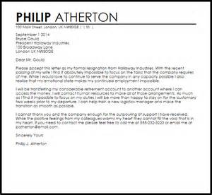 Friendly Resignation Letter by Emotional Resignation Letter Resignation Letters Livecareer