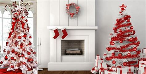 arbol blanco navidad c 243 mo decorar 225 rboles de navidad blancos