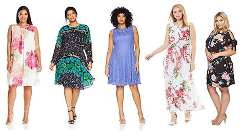 Top 10 Must Dresses For The Summer by Best Plus Size Floral Dresses For Summer 2018 10 Must