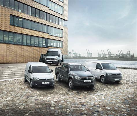 volkswagen ads 2014 volkswagen commercial vehicles get positive start